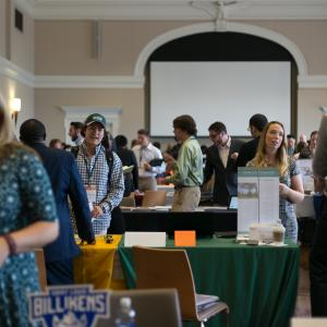 2016 Graduate & Professional School Fair