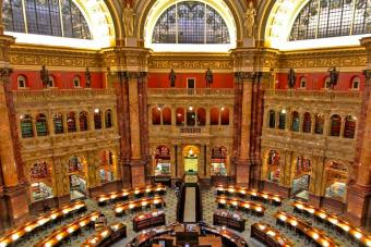 Exclusive Internships at The Library of Congress